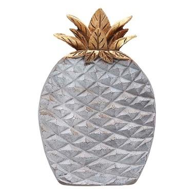 Vitale Nila Dekoratif Ananas Tabak Renkli